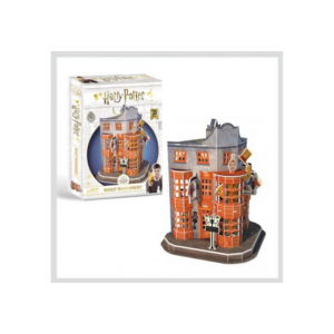3D puzzle Harry Potter - Weasleys' Wizard Wheezes 62 db-os