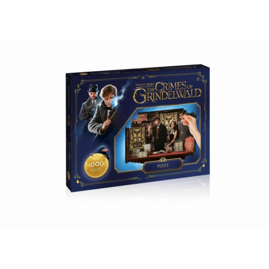 Harry Potter Grindelwald -  Puzzle 1000 db-os